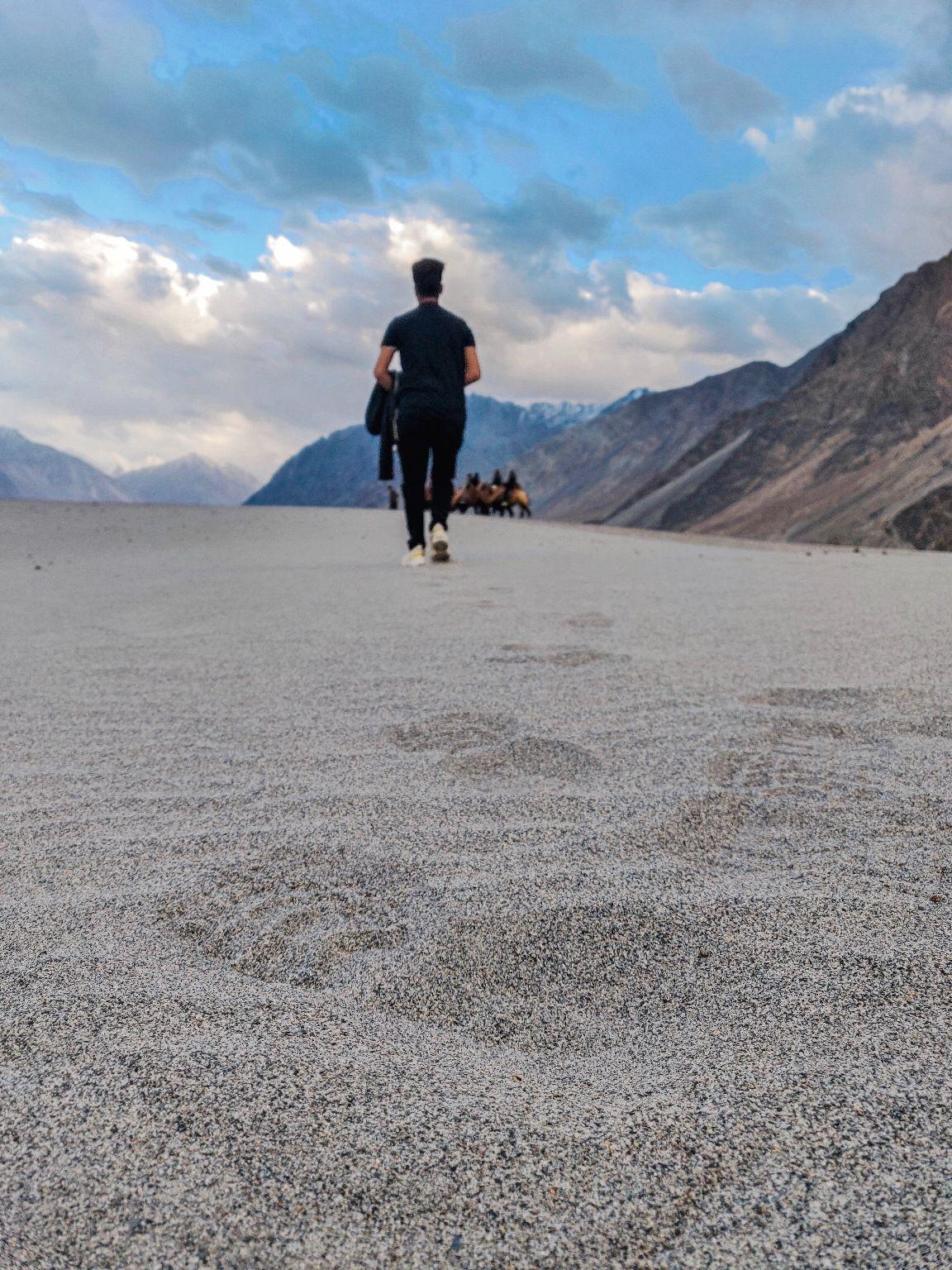 Photo of Nubra Valley By Gaurav Batra