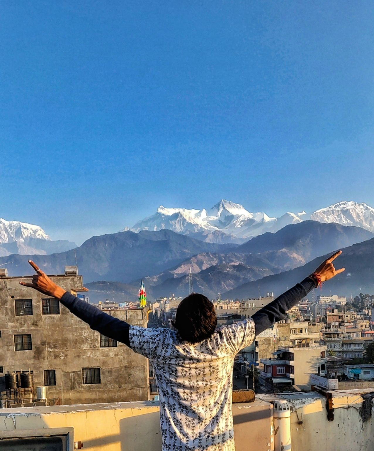 Photo of Pokhara By parth gor