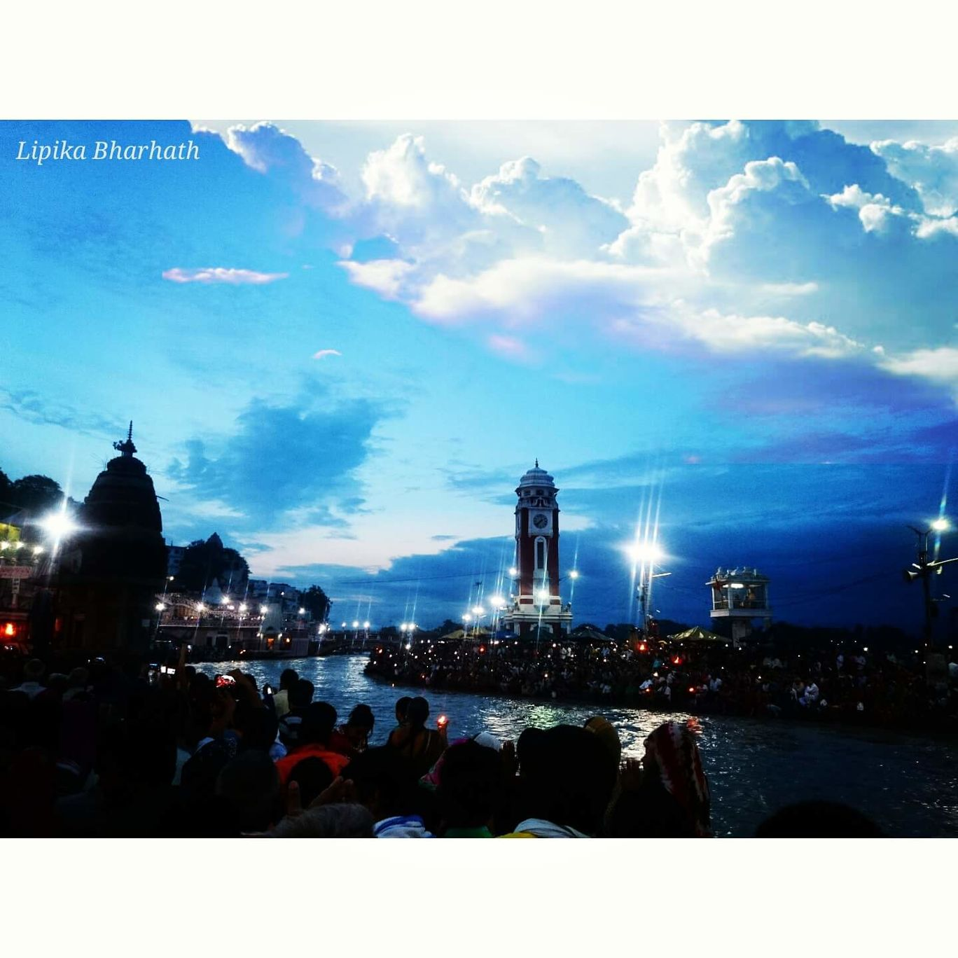 Photo of Har Ki Pauri By Lipika Bharhath