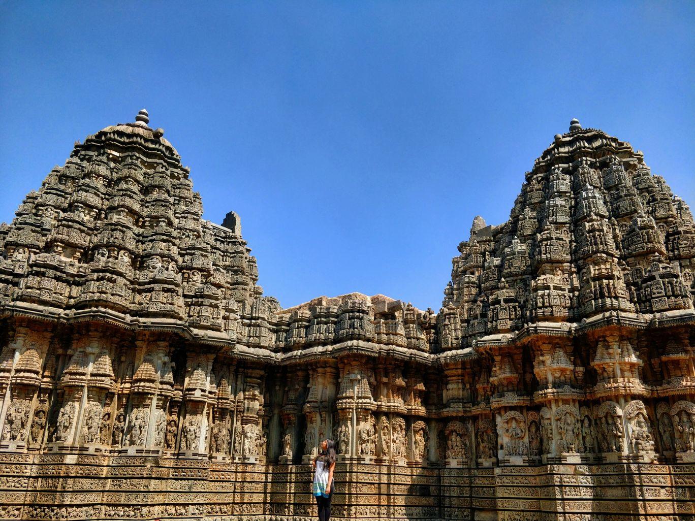 Photo of Somnathpura Temple By Harpreet Kaur Setia