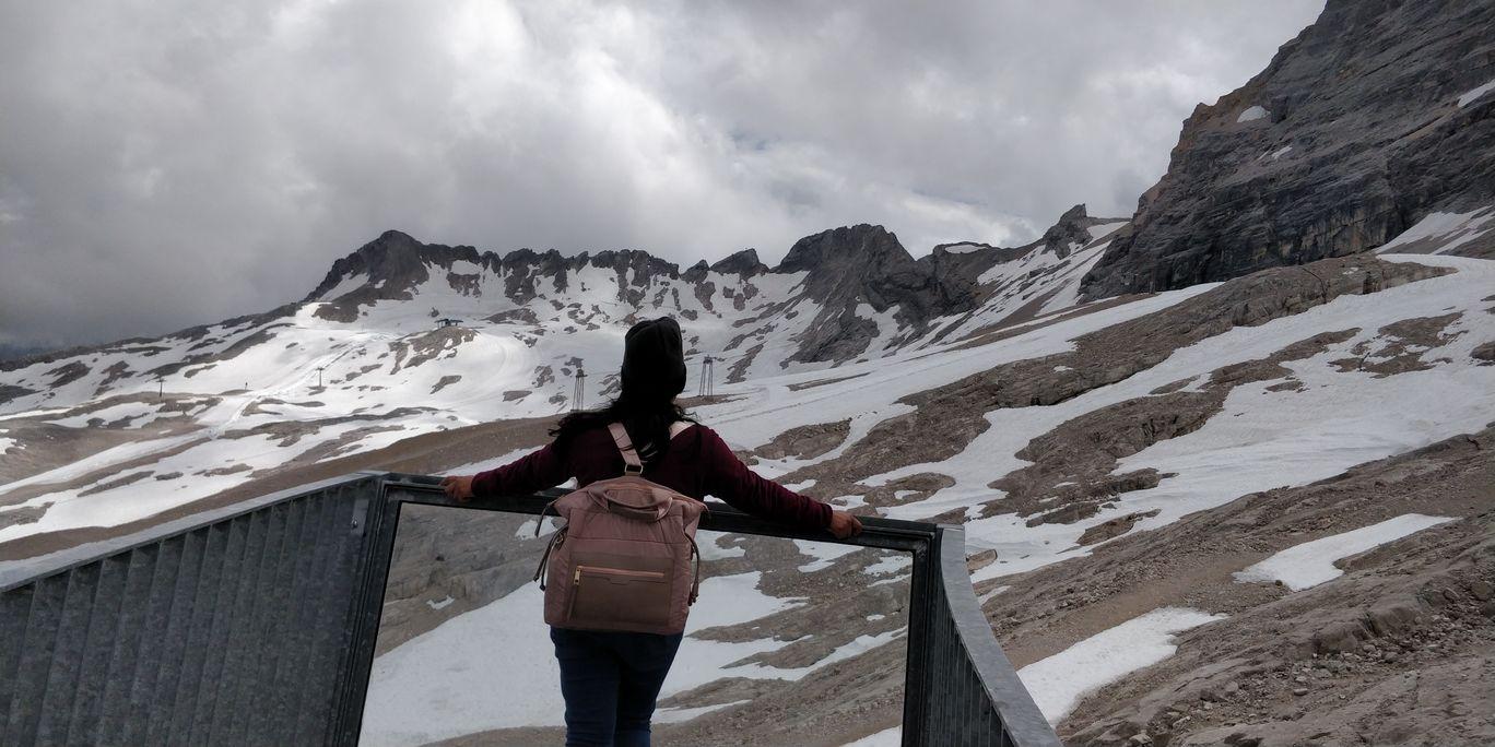 Photo of Zugspitze By Monika Koli