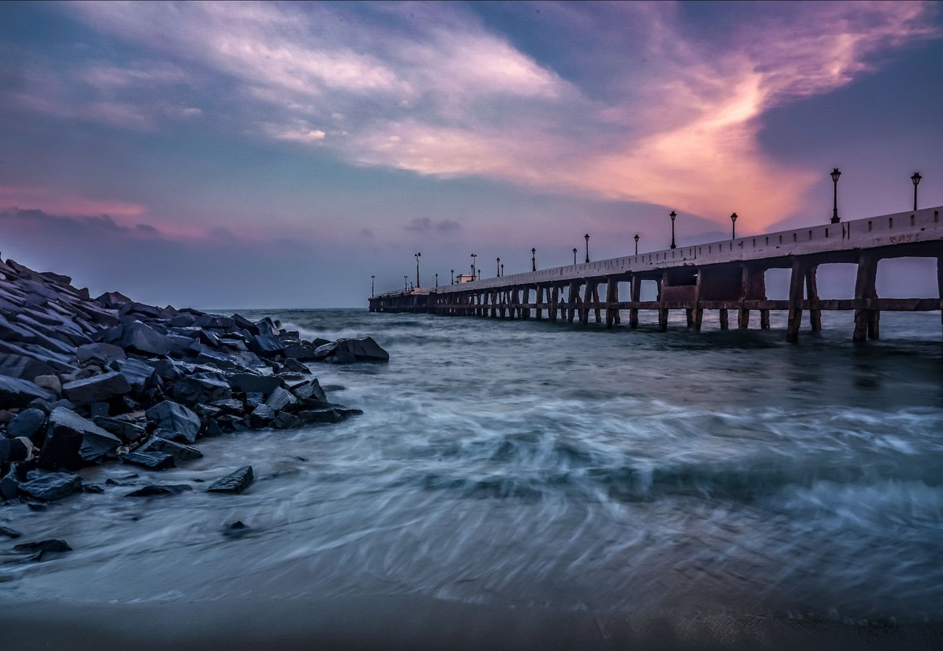 Photo of Promenade Beach By Siddhant S Soni