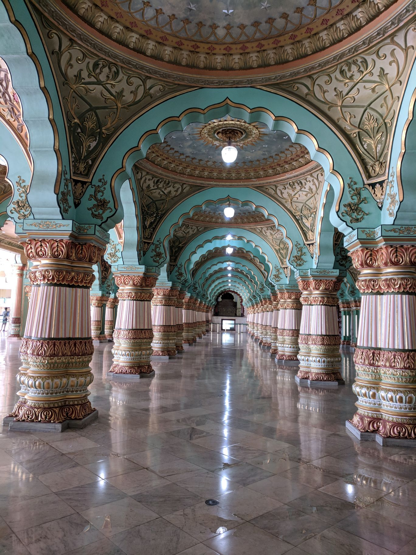 Photo of Mysore Palace By Dipti Trivedi