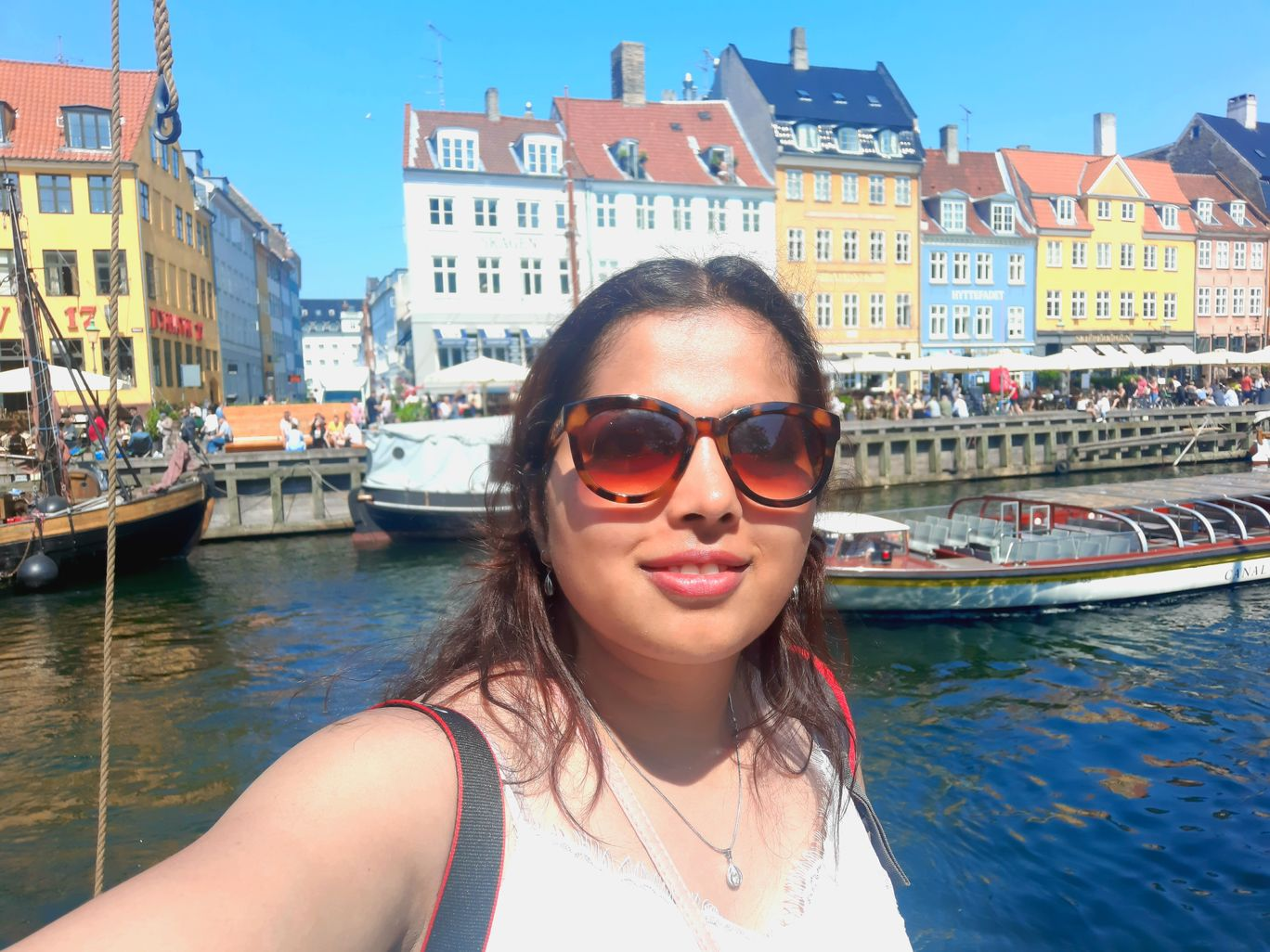 Photo of Nyhavn By Tanushree Karmakar