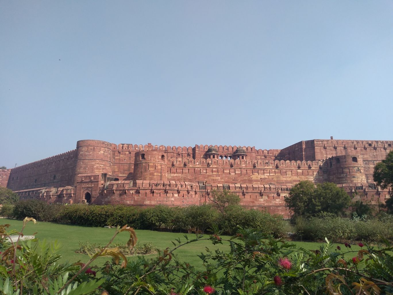 Photo of Agra Fort By Pramita R. Thakker