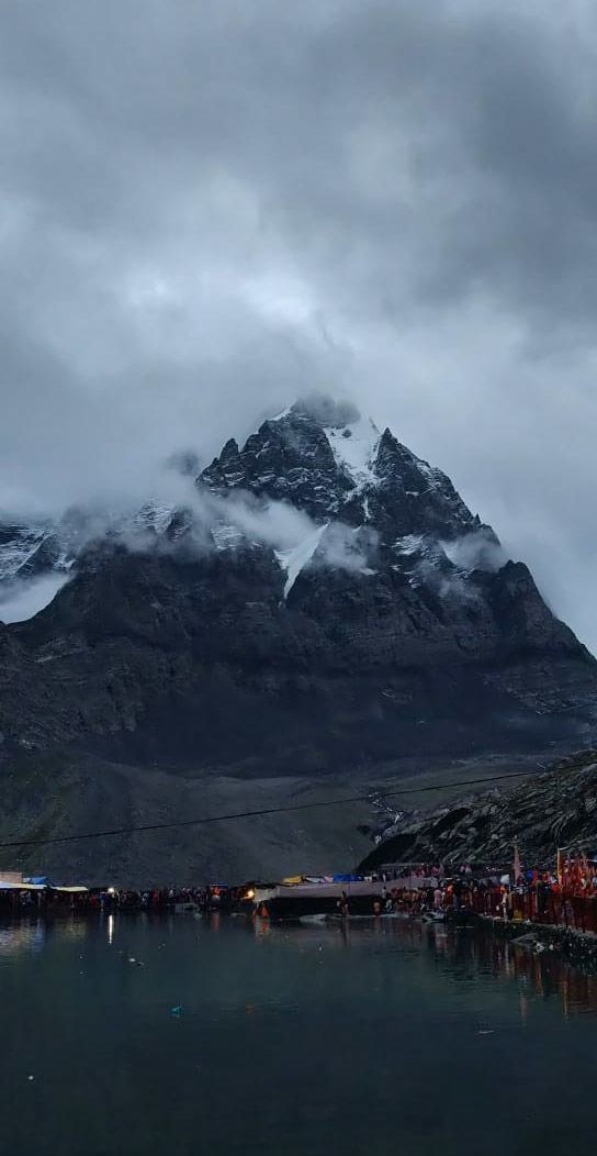 Photo of Manimahesh Kailash Peak By Rohit Kapoor