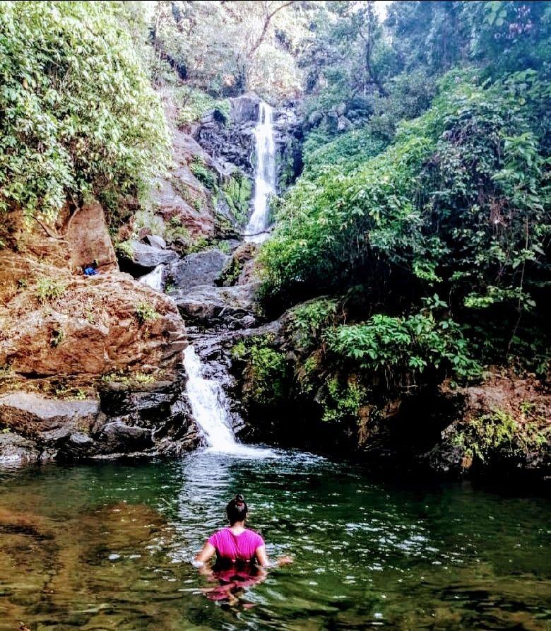 Photo of Vibhooti Falls By Kaavya Gowriboina