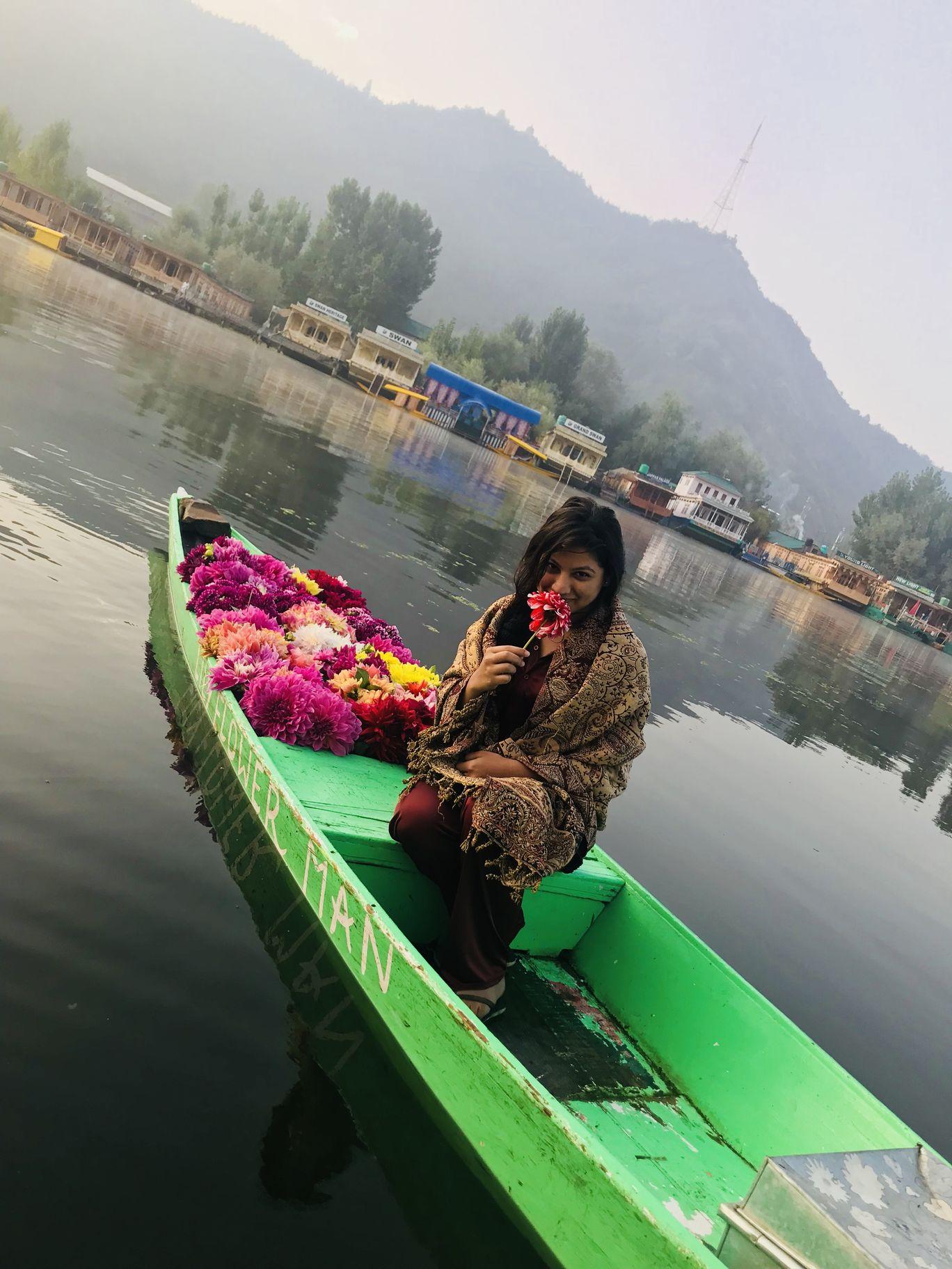 Photo of Dal Lake By Sharwani Bhati