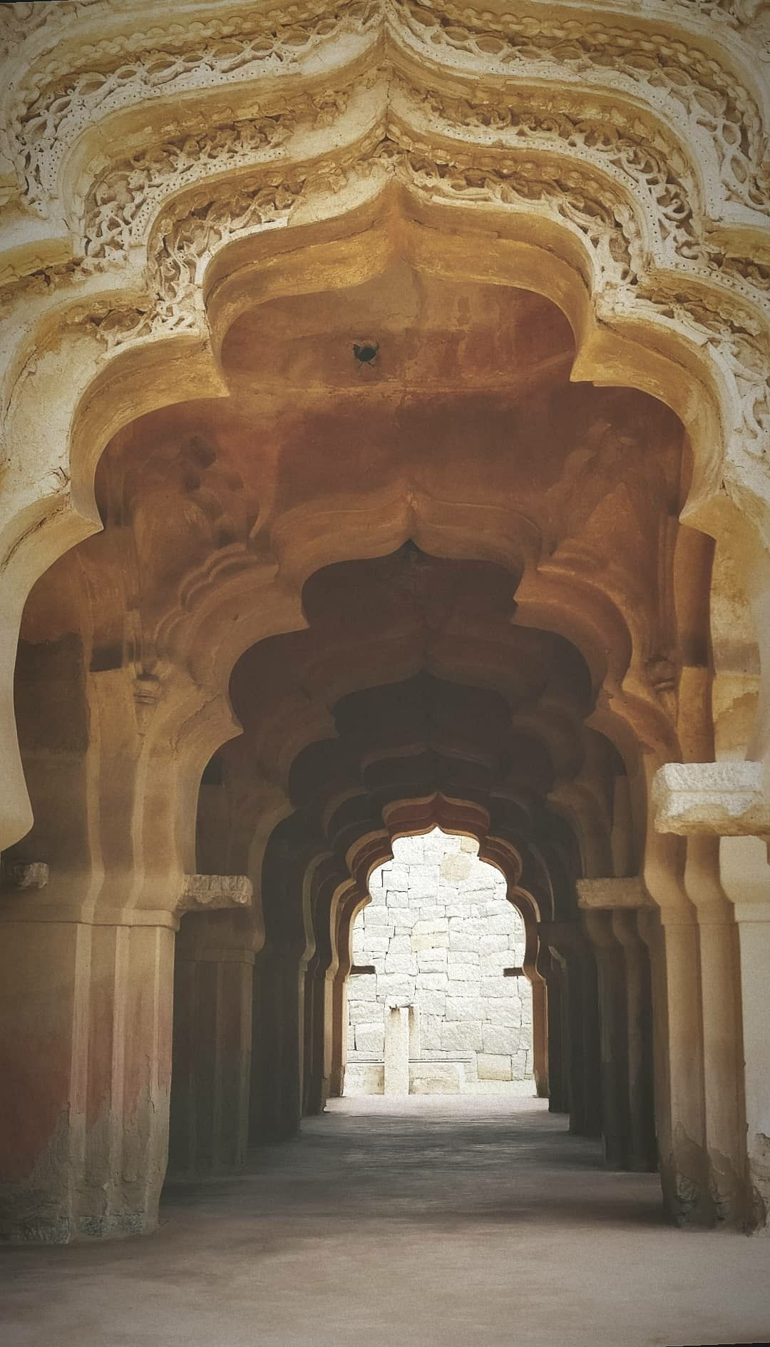 Photo of Lotus Mahal Hampi By Disha Chatterjee
