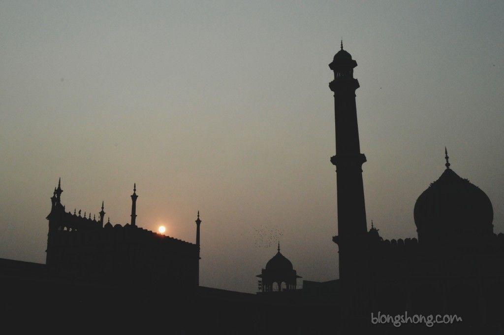 Photo of Jama Masjid By Devlina Talapatra