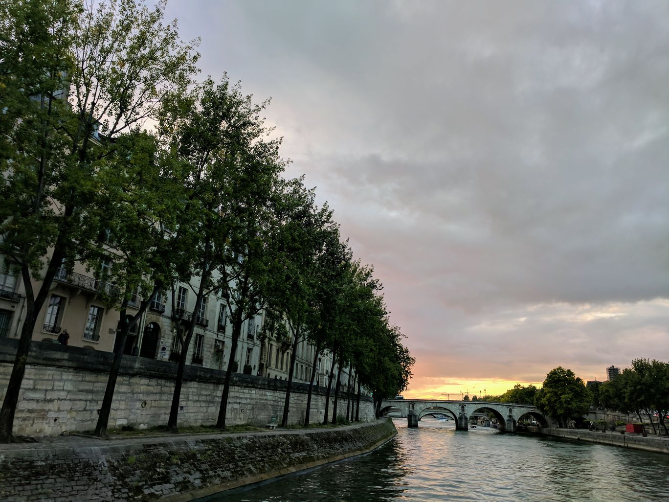 Photo of Seine River By Devlina Talapatra