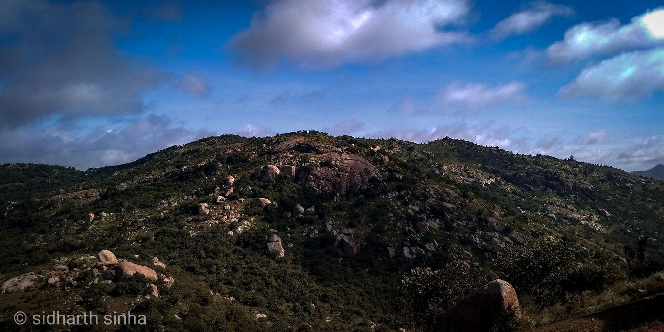 Photo of Skandagiri By Siddharth S. Sinha