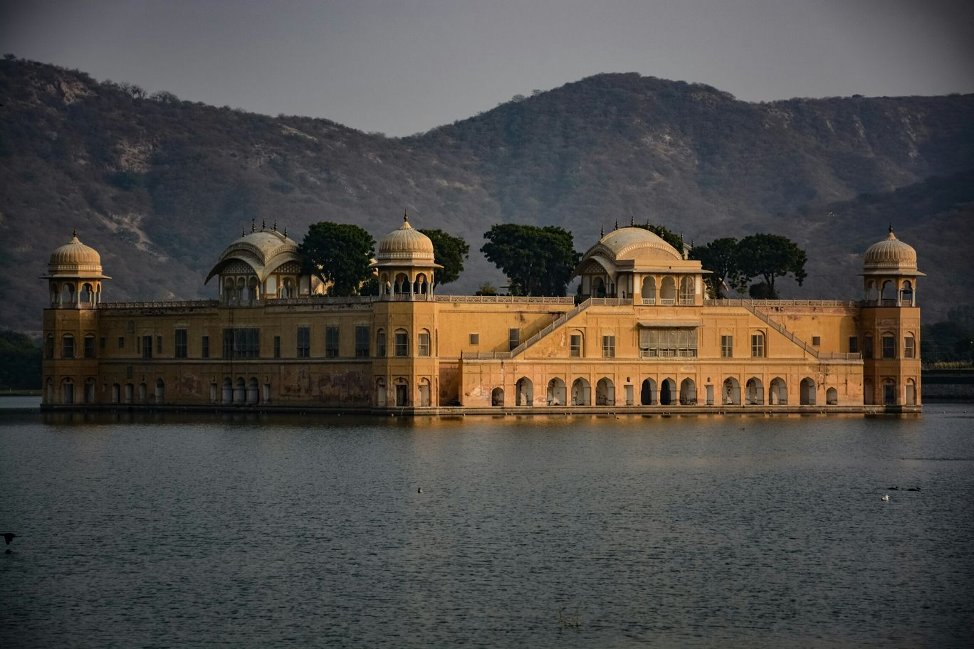 Photo of Jal Mahal By Sandeep Sen