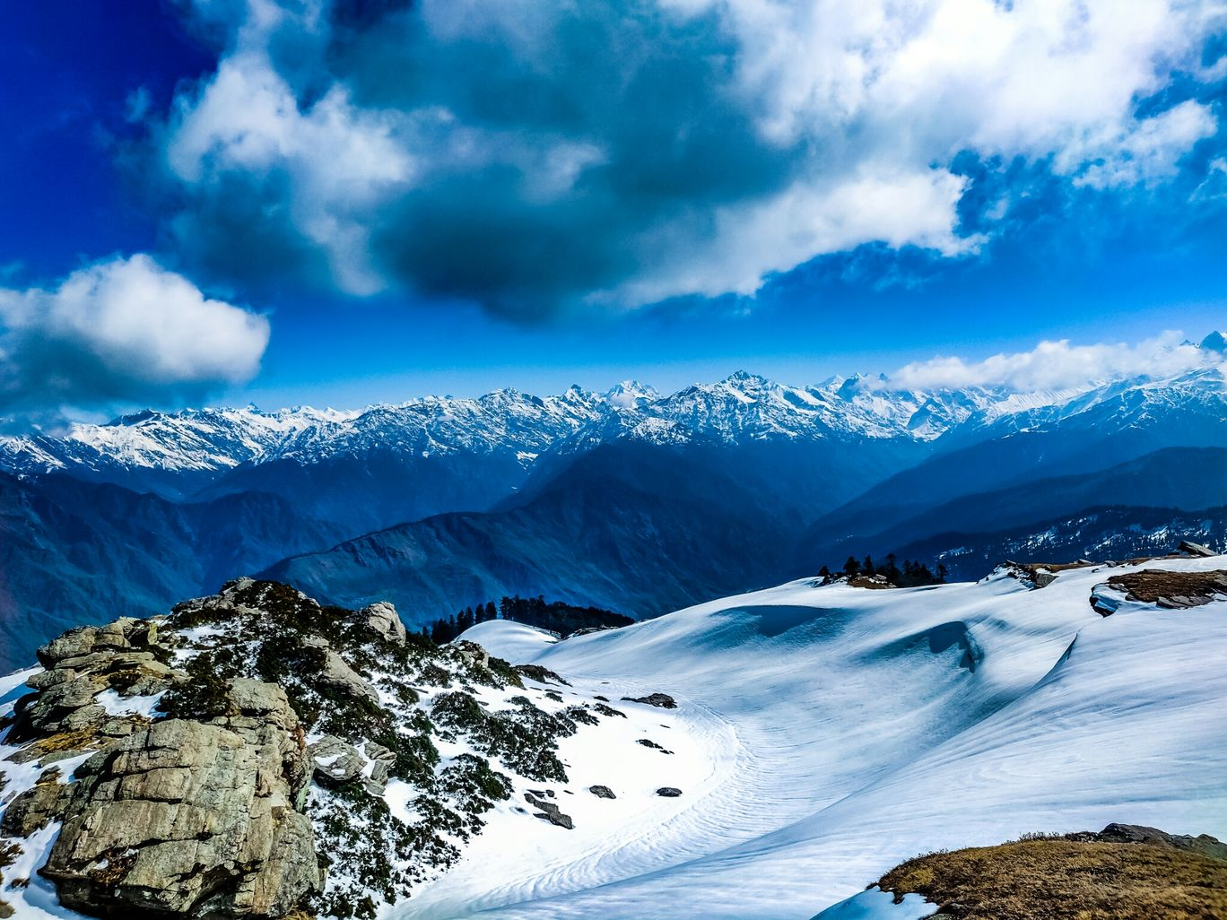 Photo of Kedarkantha Summit By Sandeep Sen