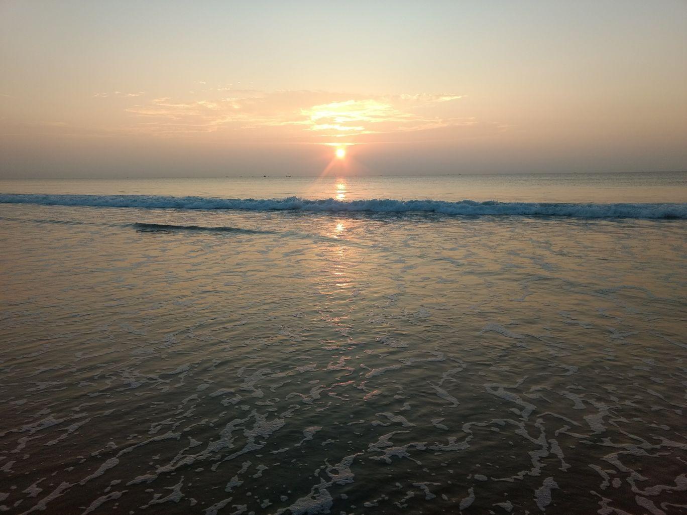 Photo of Gopalpur Sea Beach By Aarti