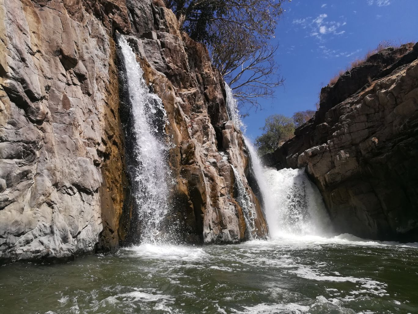 Photo of Hogenakkal Waterfalls By Shashank Desai