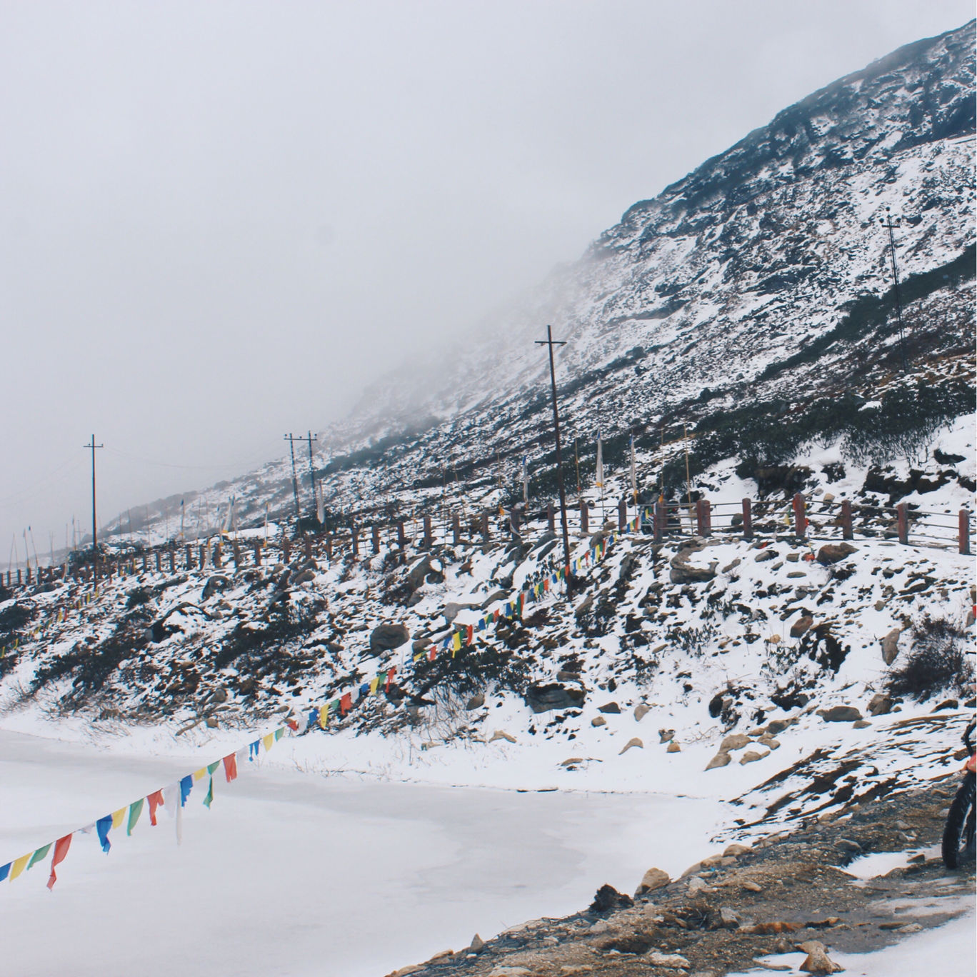 Photo of Bum La Pass By Gokul Saikia
