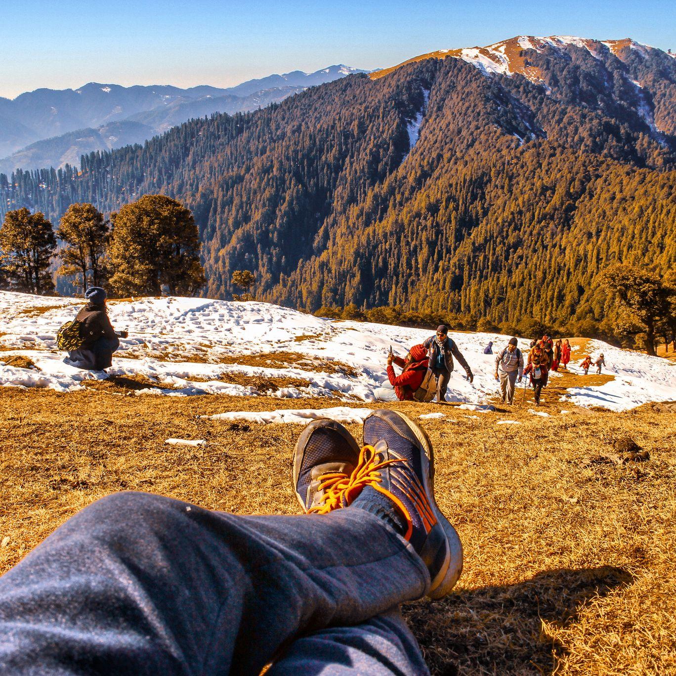 Photo of Jalori Pass By Vansh Tiwari