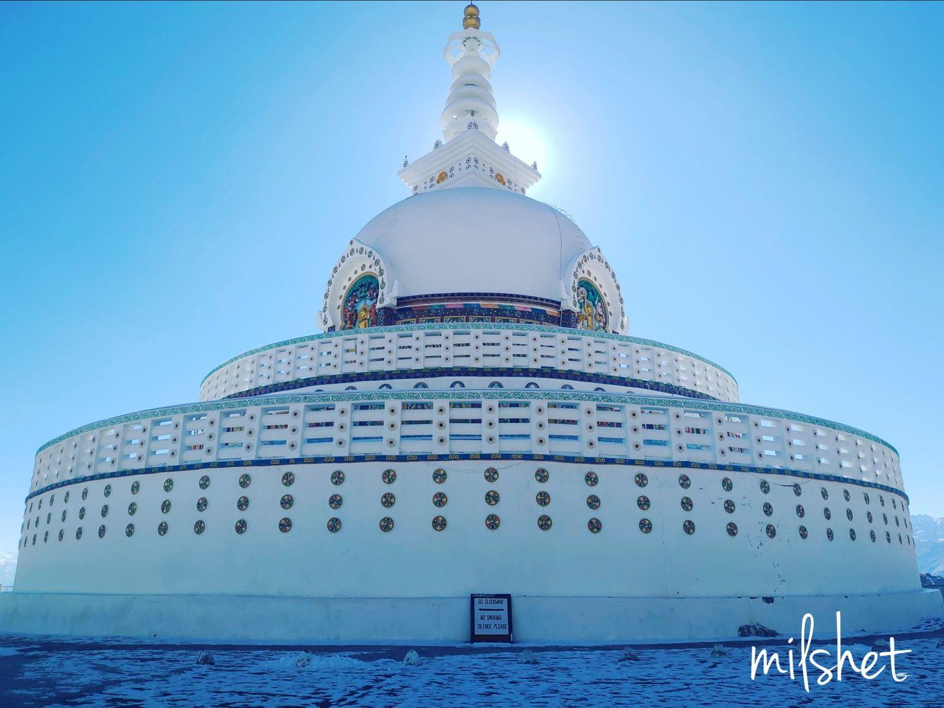 Photo of Shanti Stupa By Milan Shet