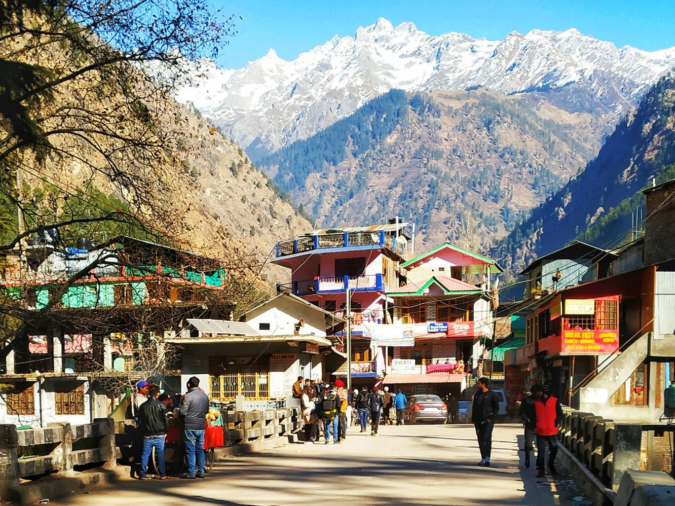 Photo of Kasol By Amber Chauhan