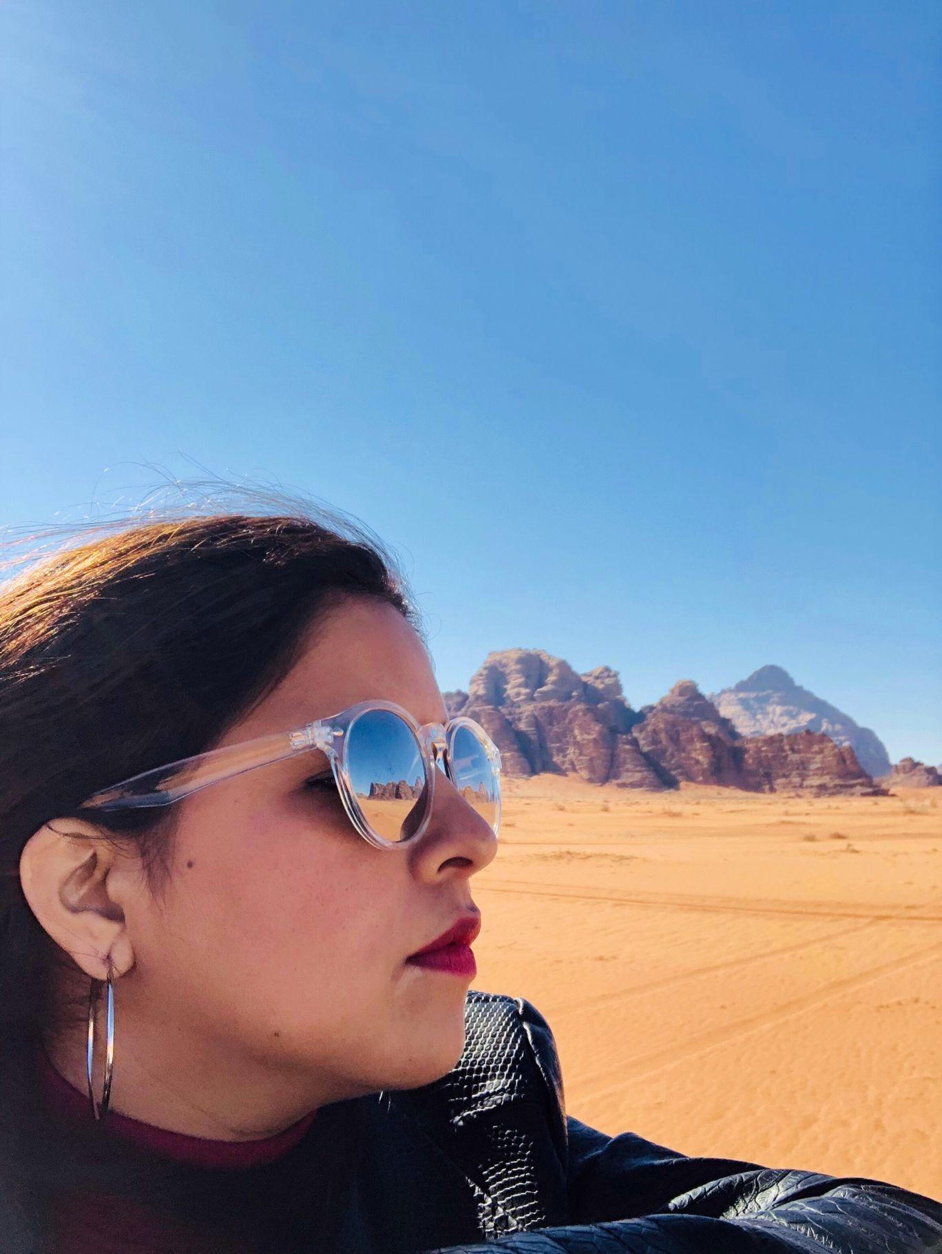 Photo of Wadi Rum By artistic_lens_memoir