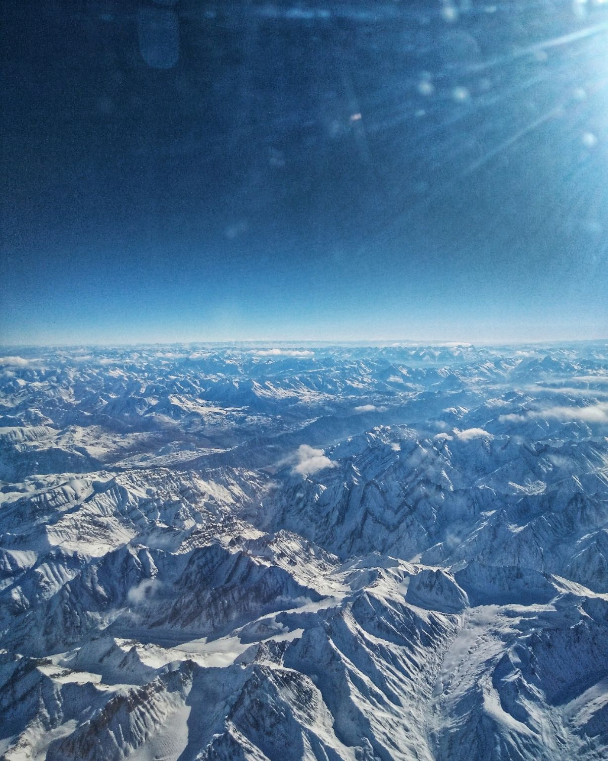 Photo of Himalayas By Vinamra Rastogi