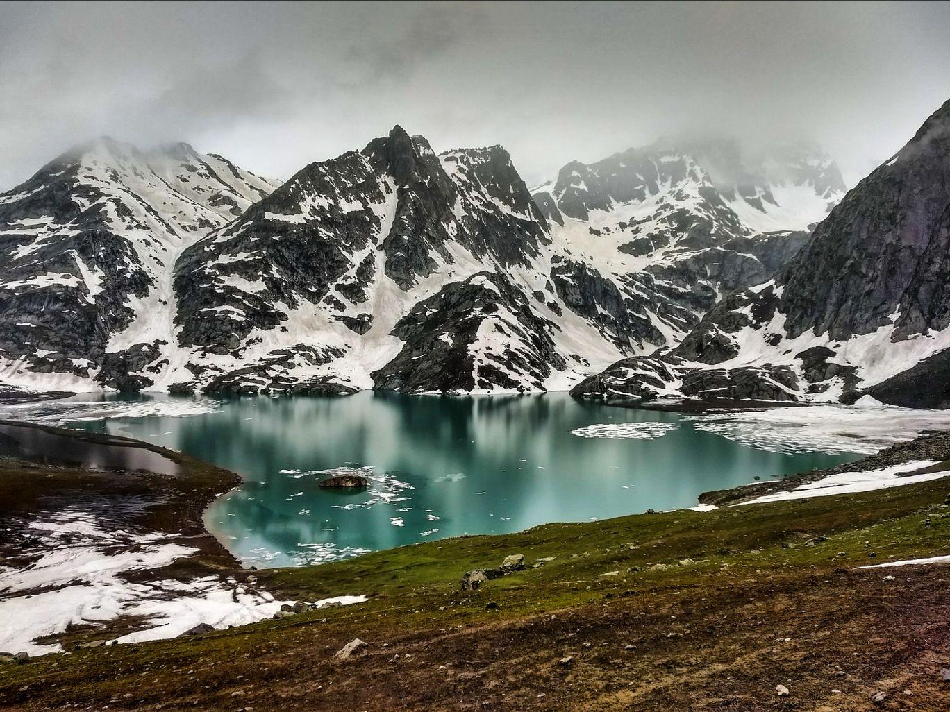 Photo of Kashmir Great Lakes Trek | Trekking In Kashmir By Vinamra Rastogi