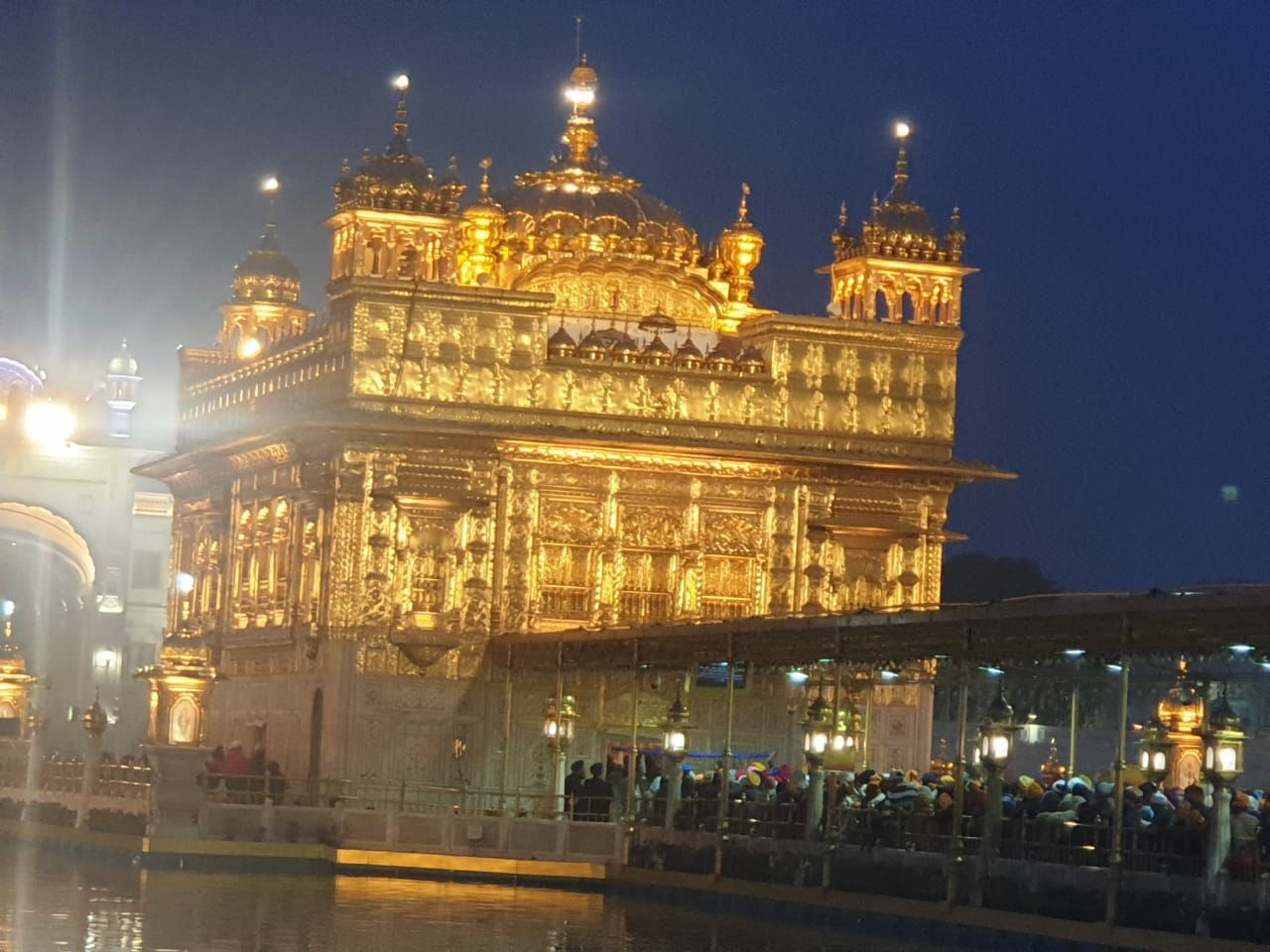 Photo of Golden temple By Shubham Agarwal