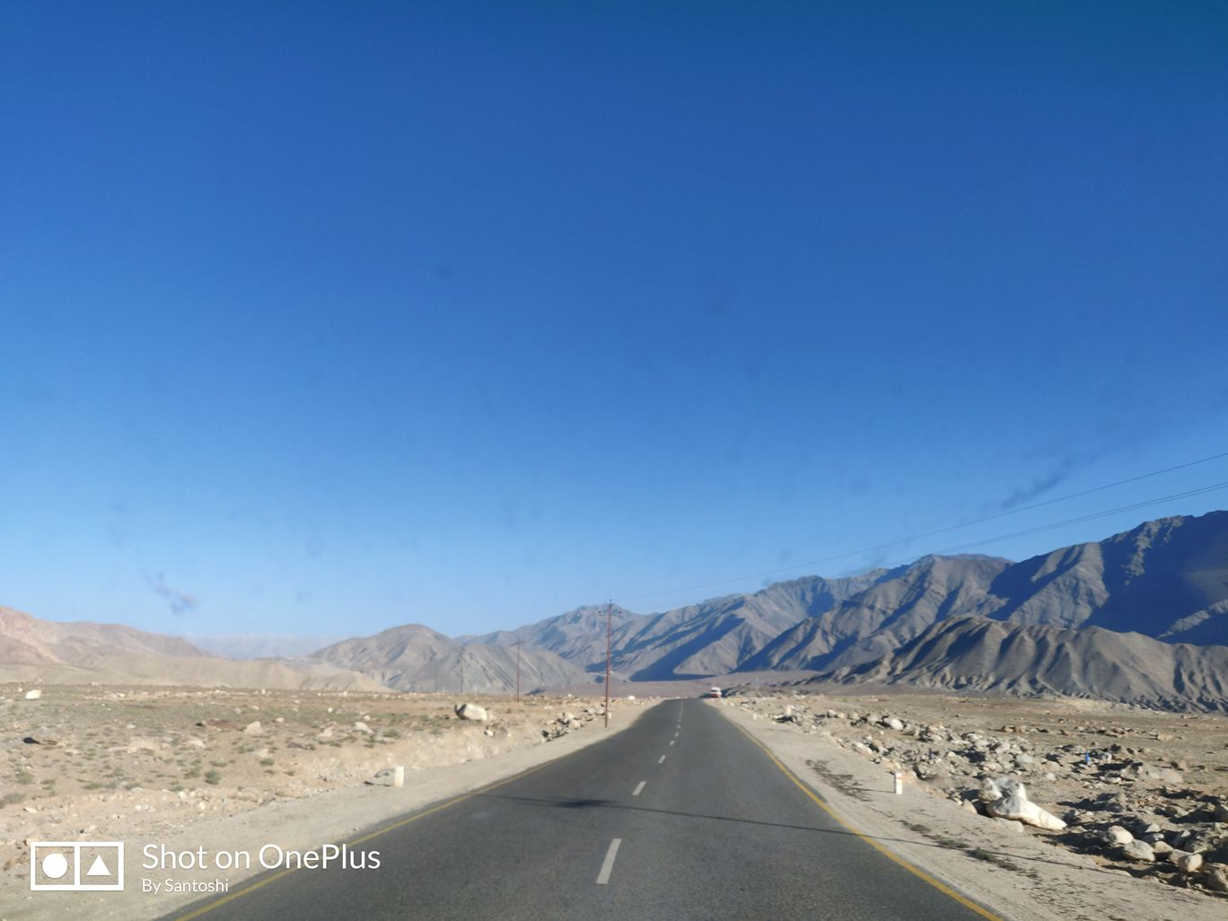 Photo of Leh By Santoshi Pal