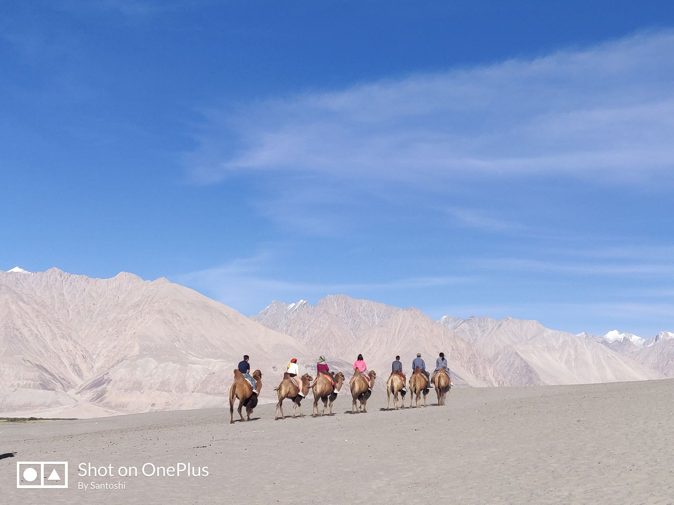 Photo of Nubra Valley By Santoshi Pal