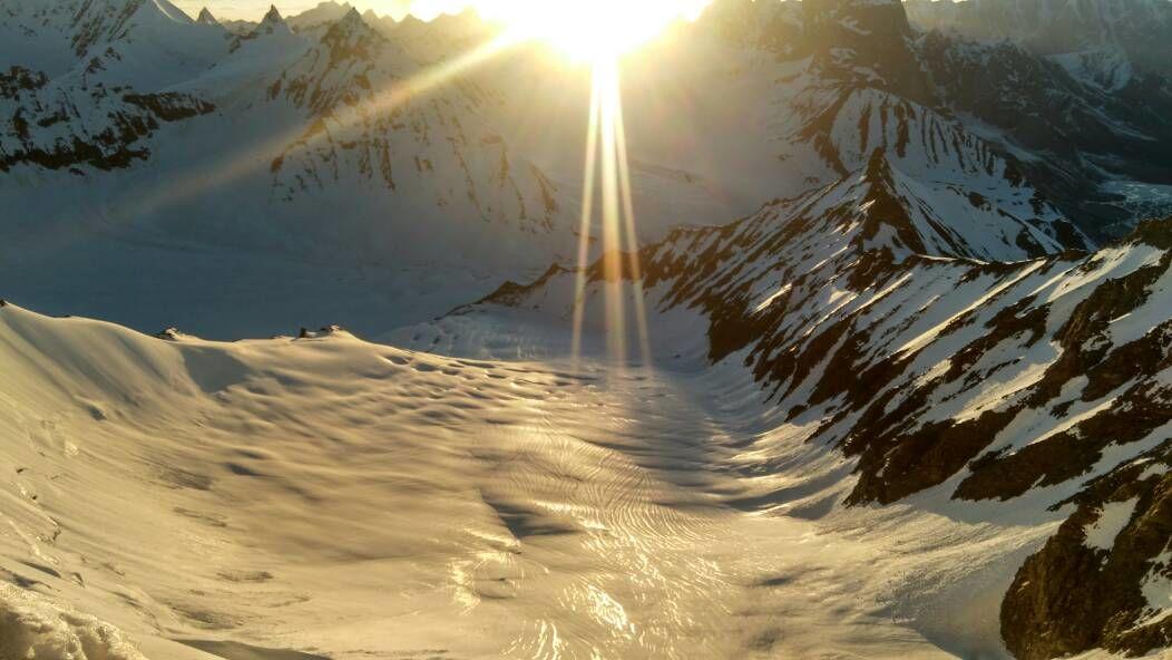 Photo of Siachen Glacier By Santoshi Pal