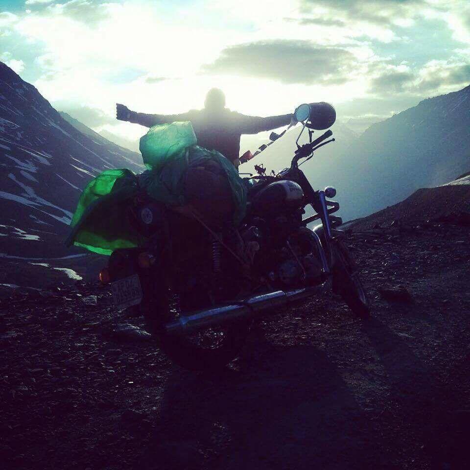 Photo of Himalayas By Tholisaku Vidya Sagar