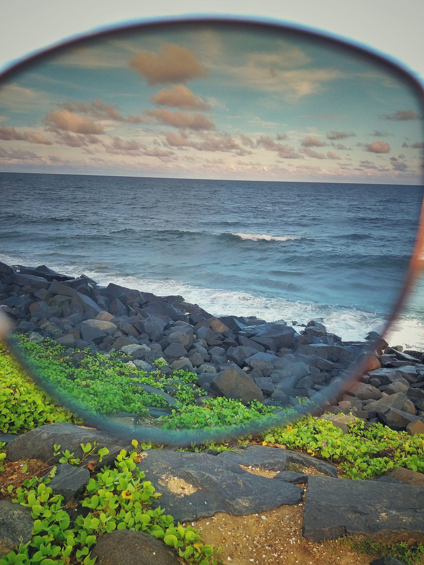 Photo of Promenade Beach By Hiral Bhensjalia