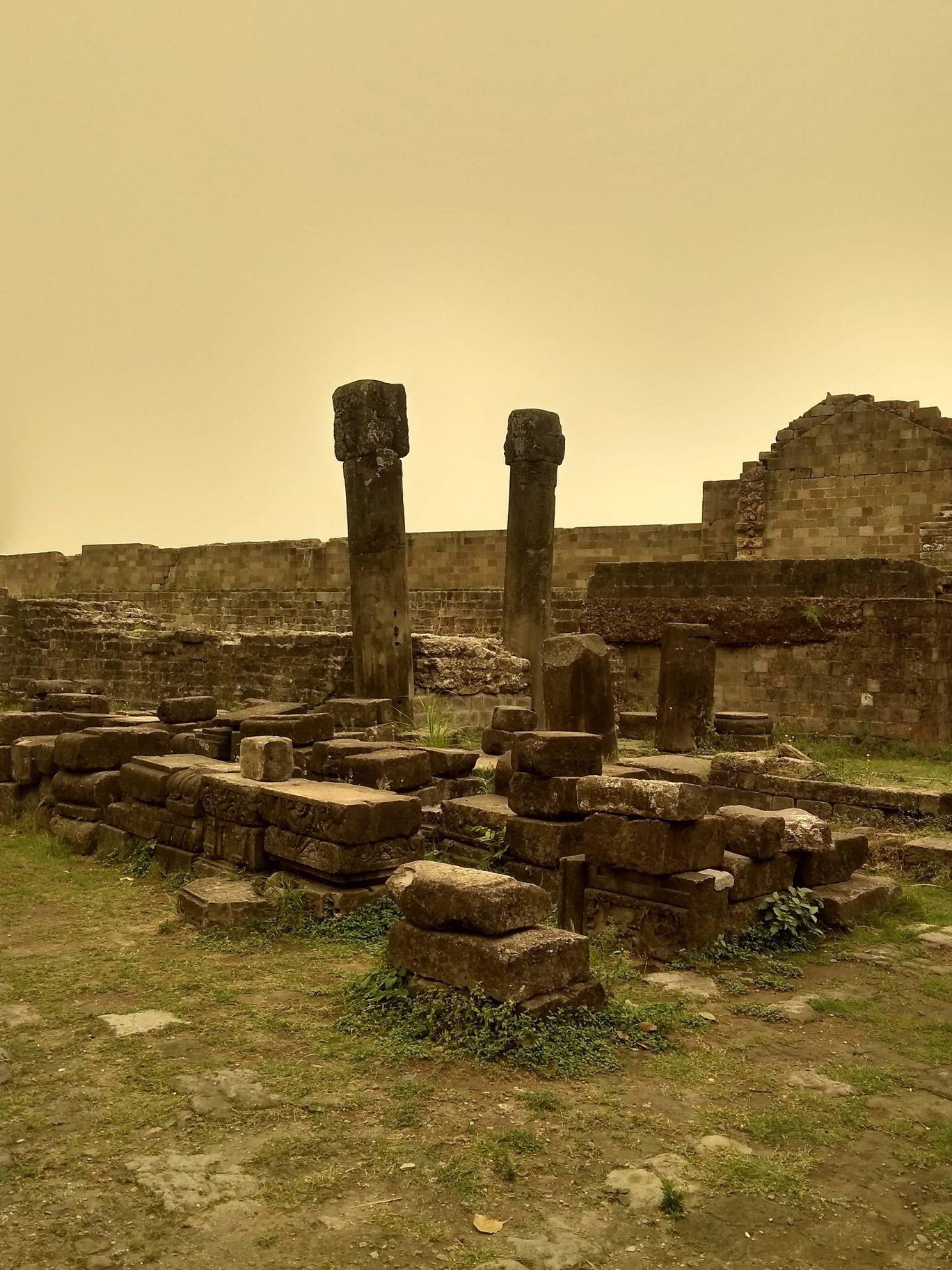 Photo of Kangra Fort By Ruchira Karkhanis