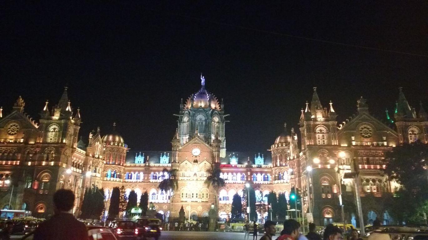 Photo of Chhatrapati Shivaji Terminus By Ruchira Karkhanis