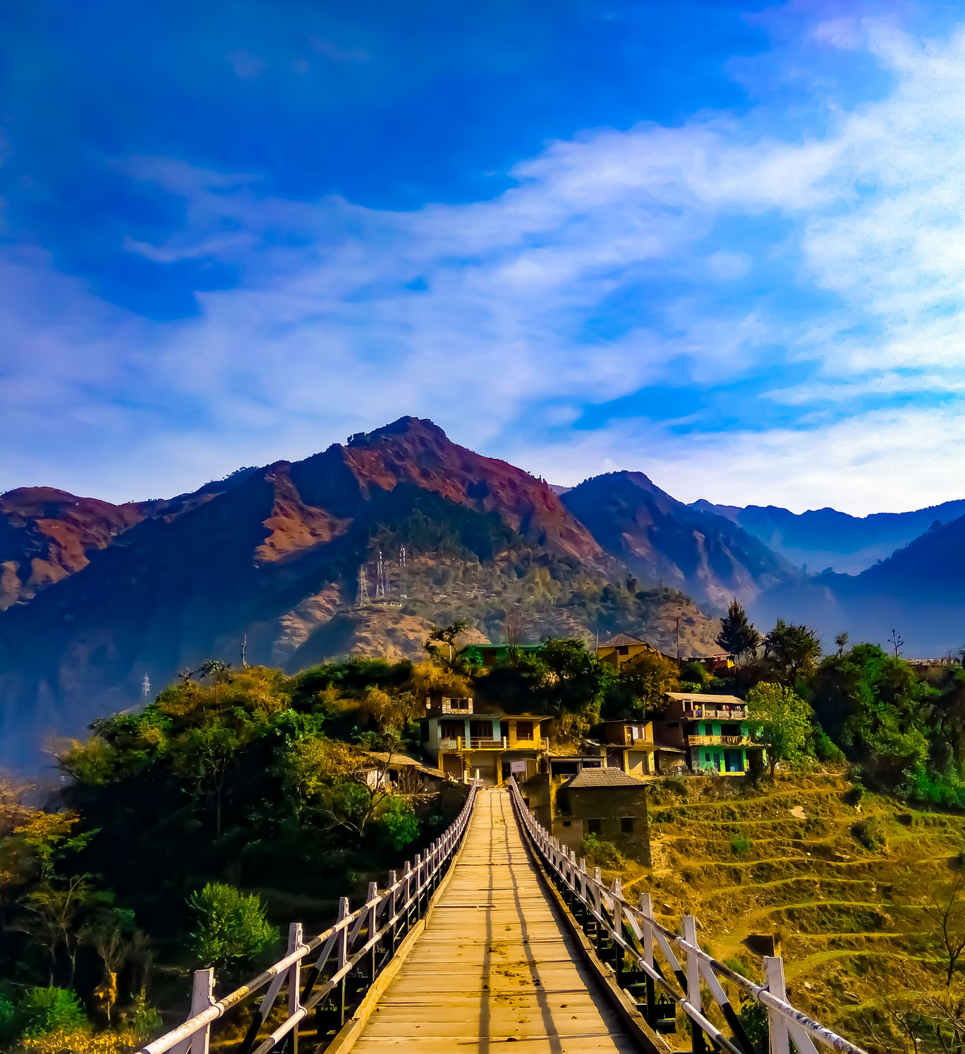 Photo of Hanogi Footbridge By Rahul Gehlot