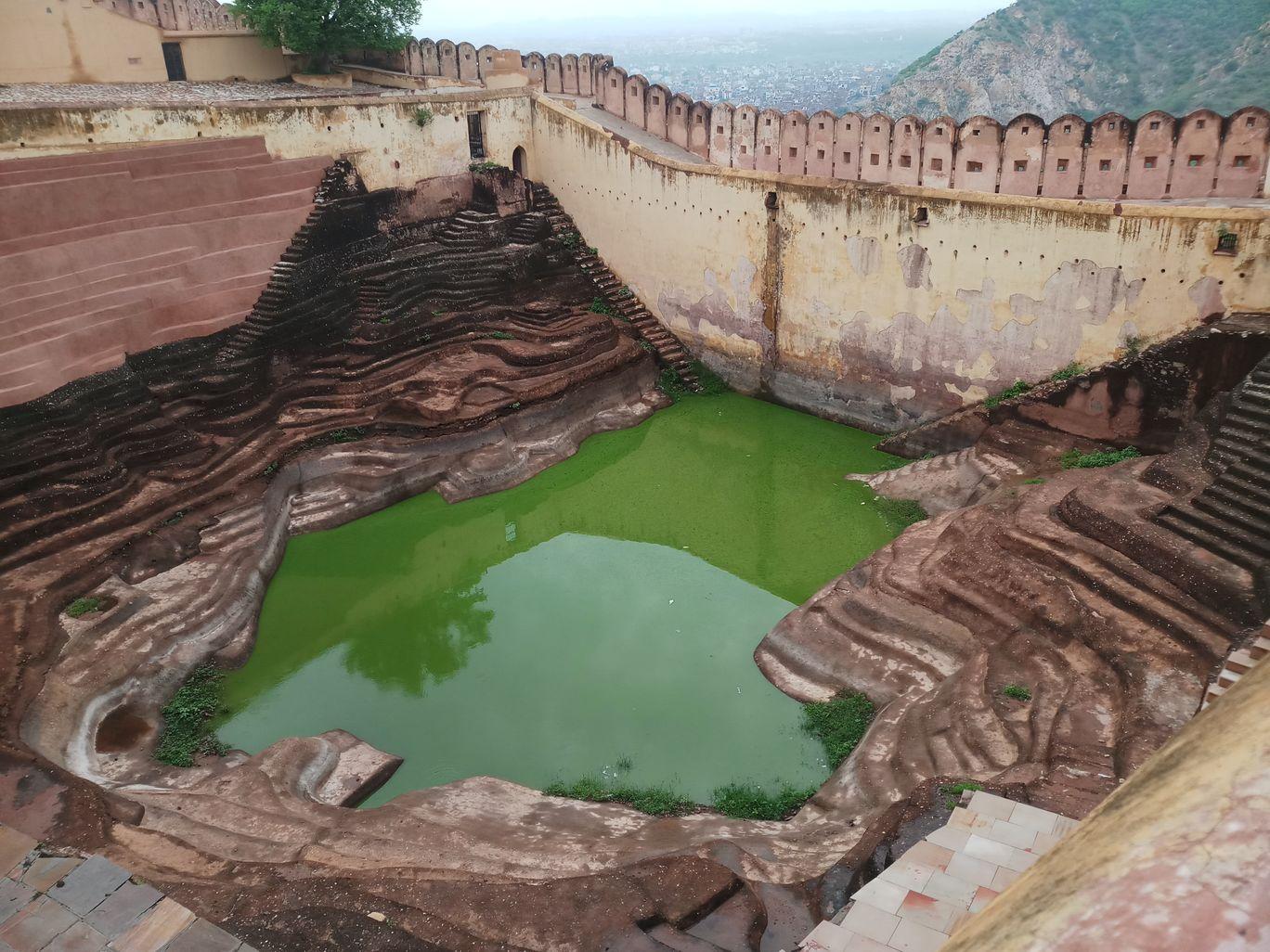 Photo of Nahargarh Fort By Chetna Bhatotiya