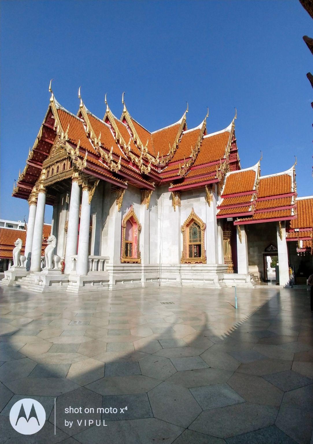 Photo of Tempel van de Smaragdgroene Boeddha By Vipul Vichare