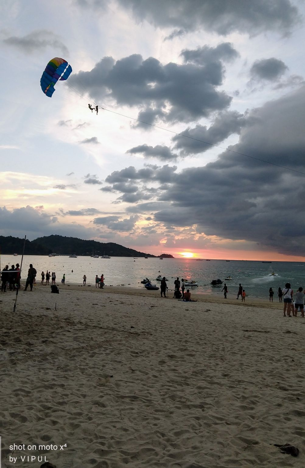 Photo of Patong Beach By Vipul Vichare