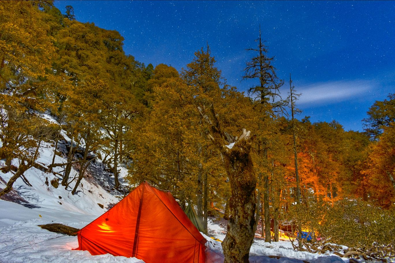 Photo of Kuari Pass Winter Trek By Arindam
