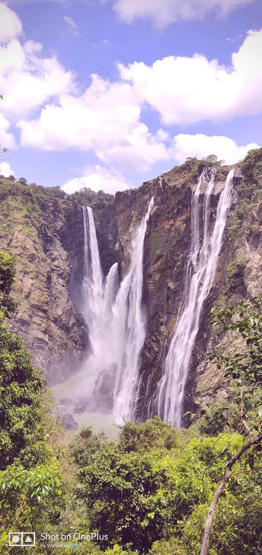 Photo of Jog Falls By sohan bm