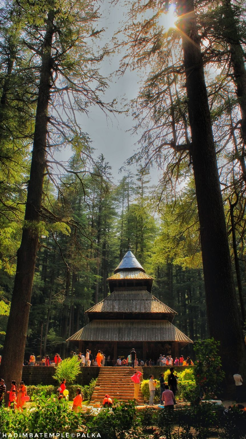 Photo of Hadimba Devi Temple By Varun Patel