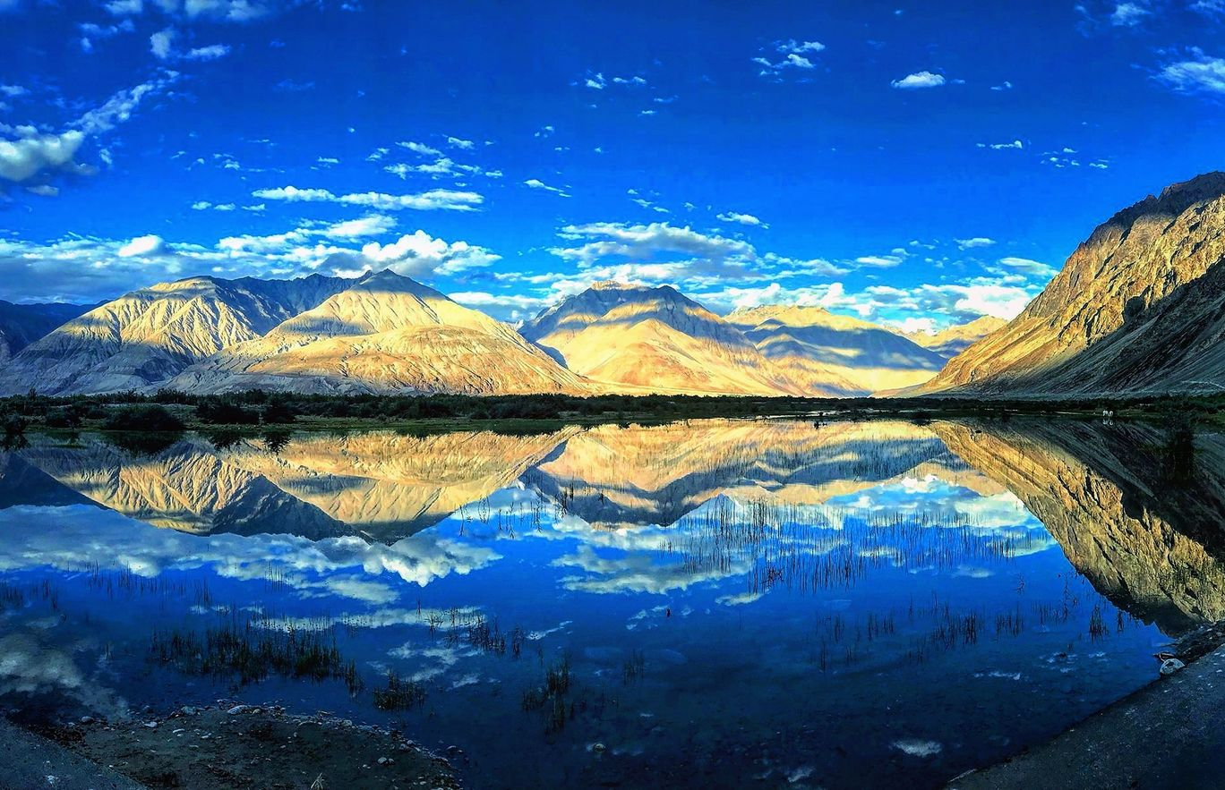 Photo of Nubra Valley By Deepthi Deepak