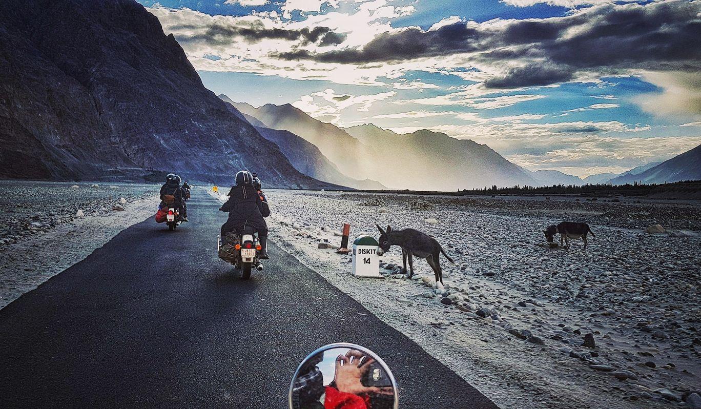 Photo of Nubra Valley By Deepthi Deepak