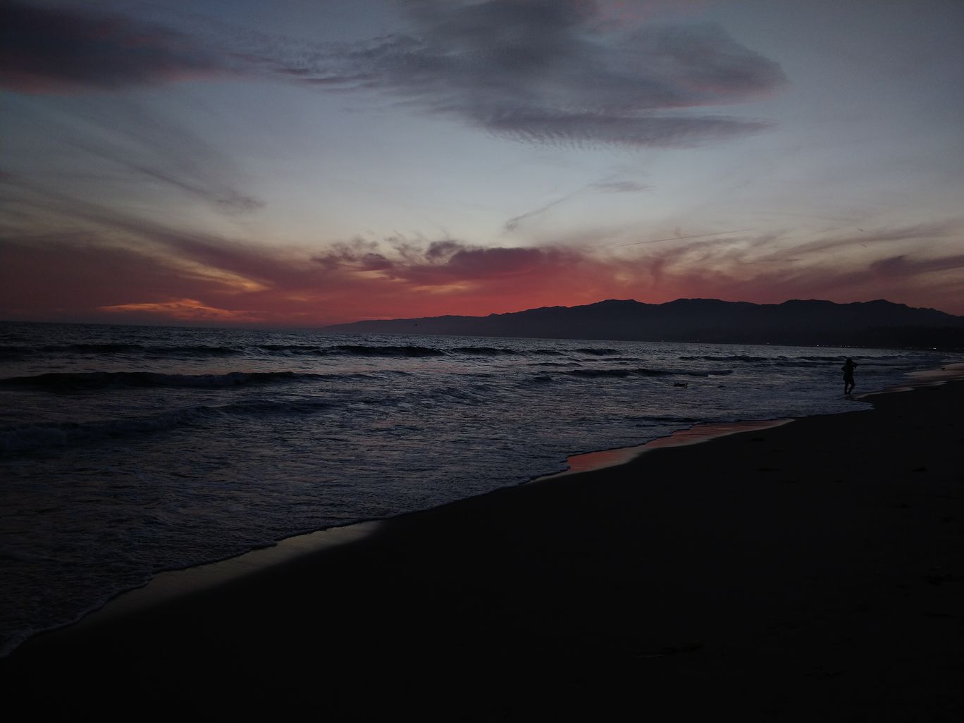Photo of Santa Monica Beach By Nupur Joshi