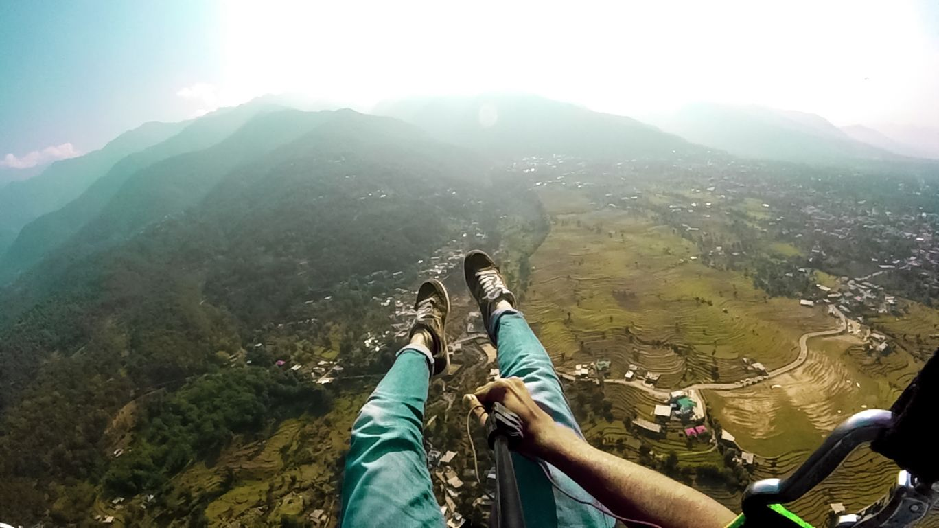 Photo of Bir Billing Paragliding By Sandeep Nagargoje