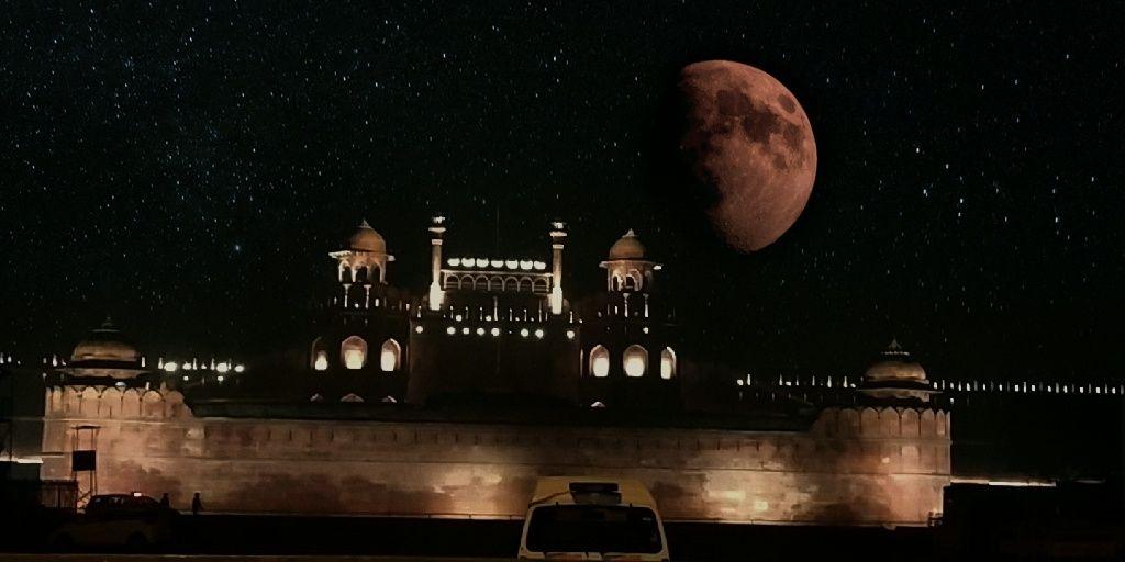 Photo of Red Fort By Akshu Gupta