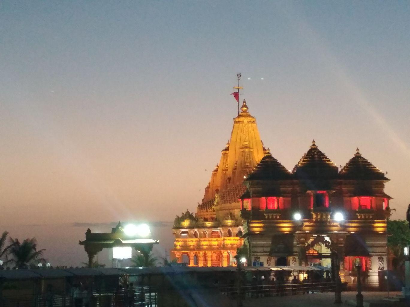 Photo of Somanth Jyotirling Temple By Mahima Tiwari