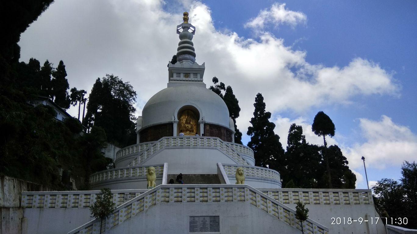 Photo of Gangtok By Subhrasankar Paul