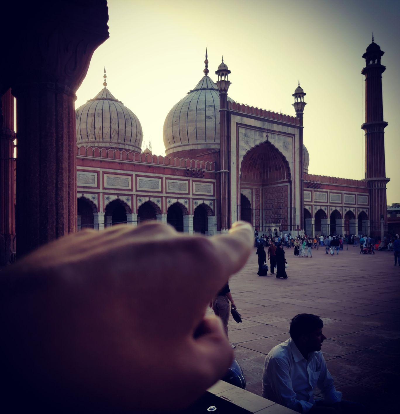 Photo of Jama Masjid By Yugesh Rajvansh